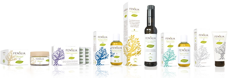 Organic products nutraceuticals based on olive oil